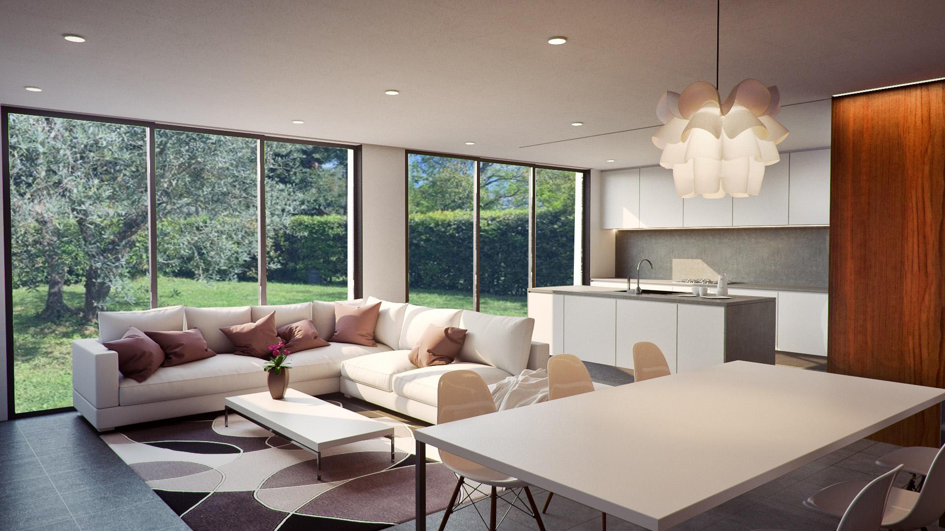 Appartamento 3.5 locali a Caslano – Residenza Regina