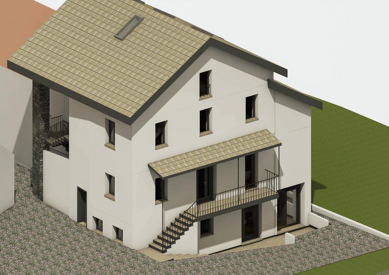 Appartamenti ristrutturati a nuovo