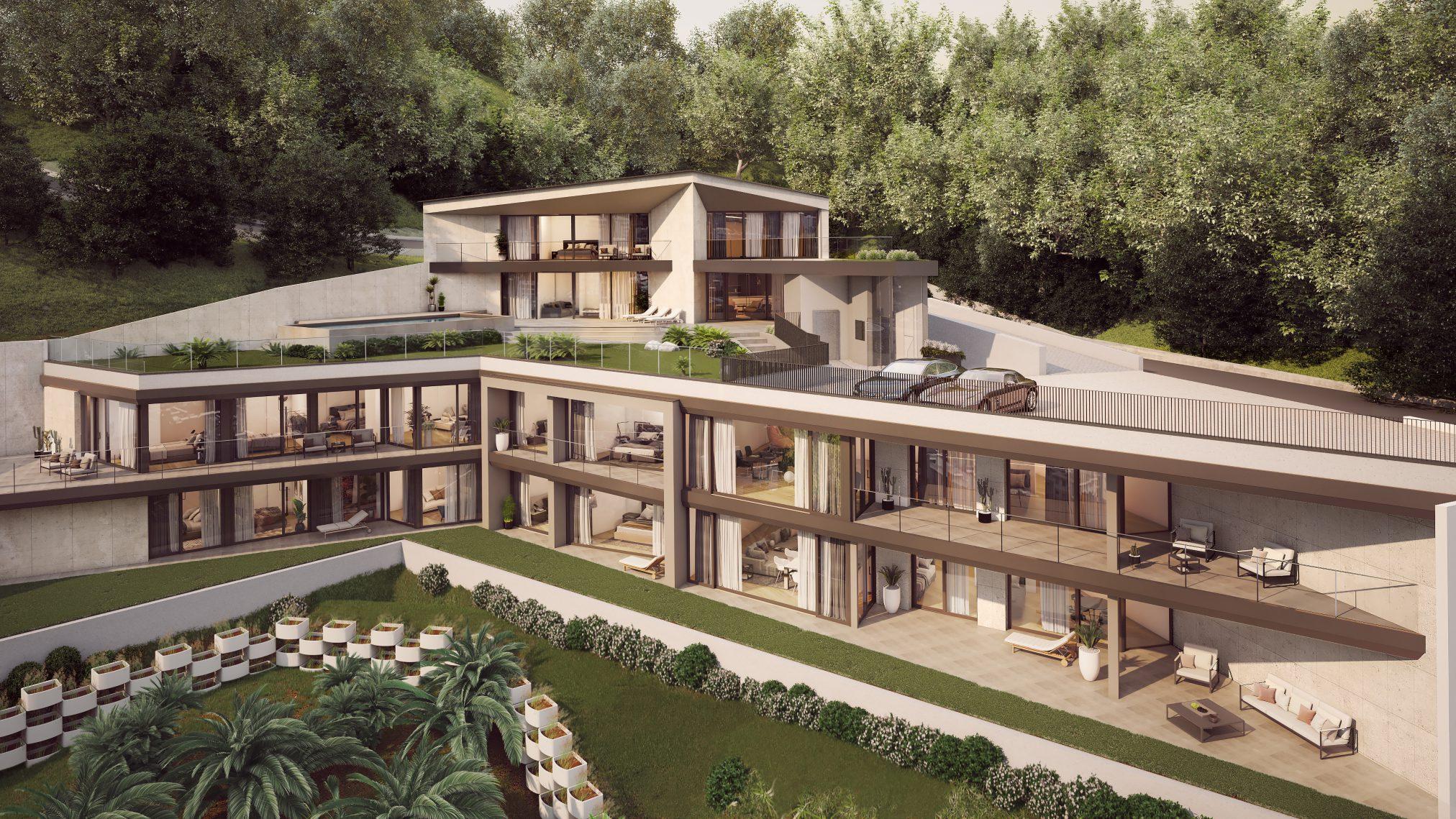 Residenza Conca dei Castagni