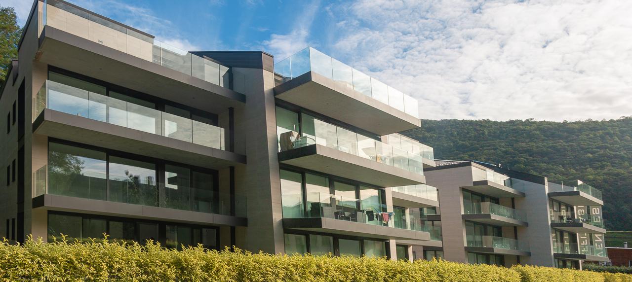 Nuovo appartamento 4.5 locali con terrazzo
