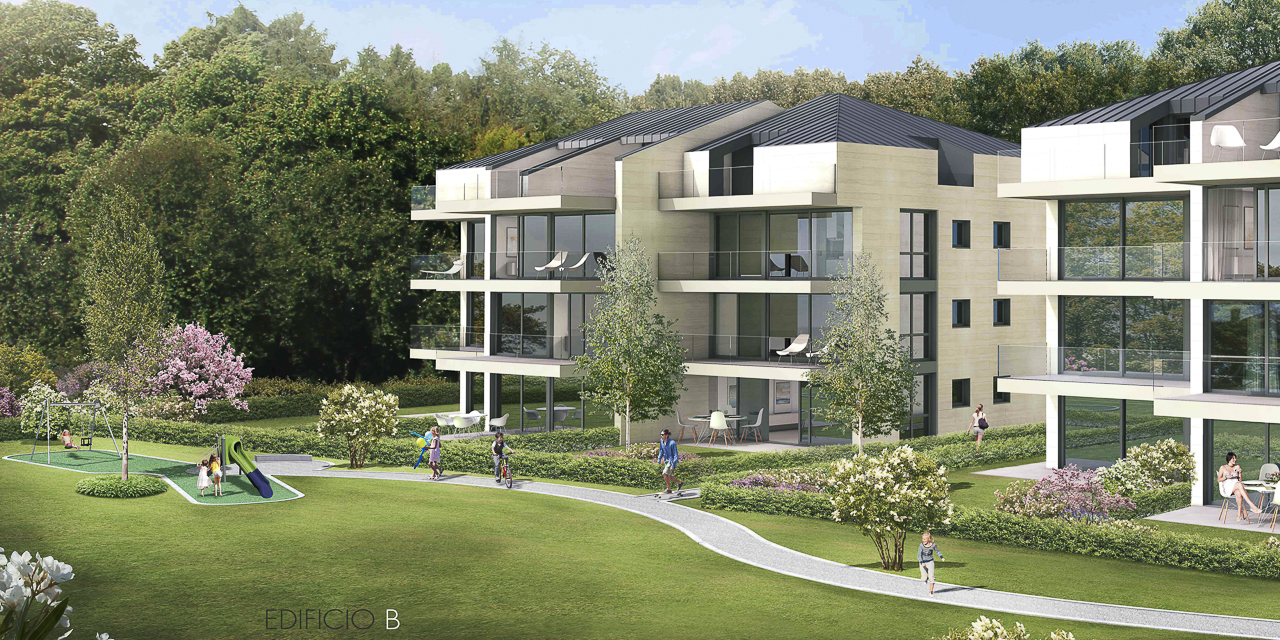 Appartamento di nuova costruzione con ottime finiture